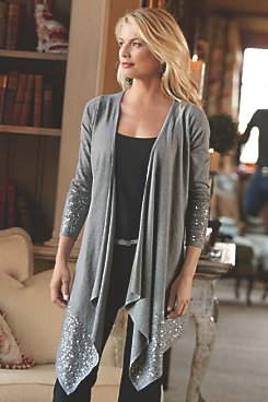 Enchanted Evening Sweater