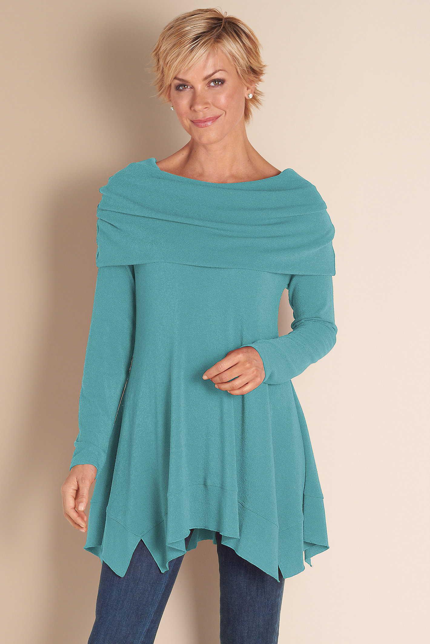 Women B'call Tunic