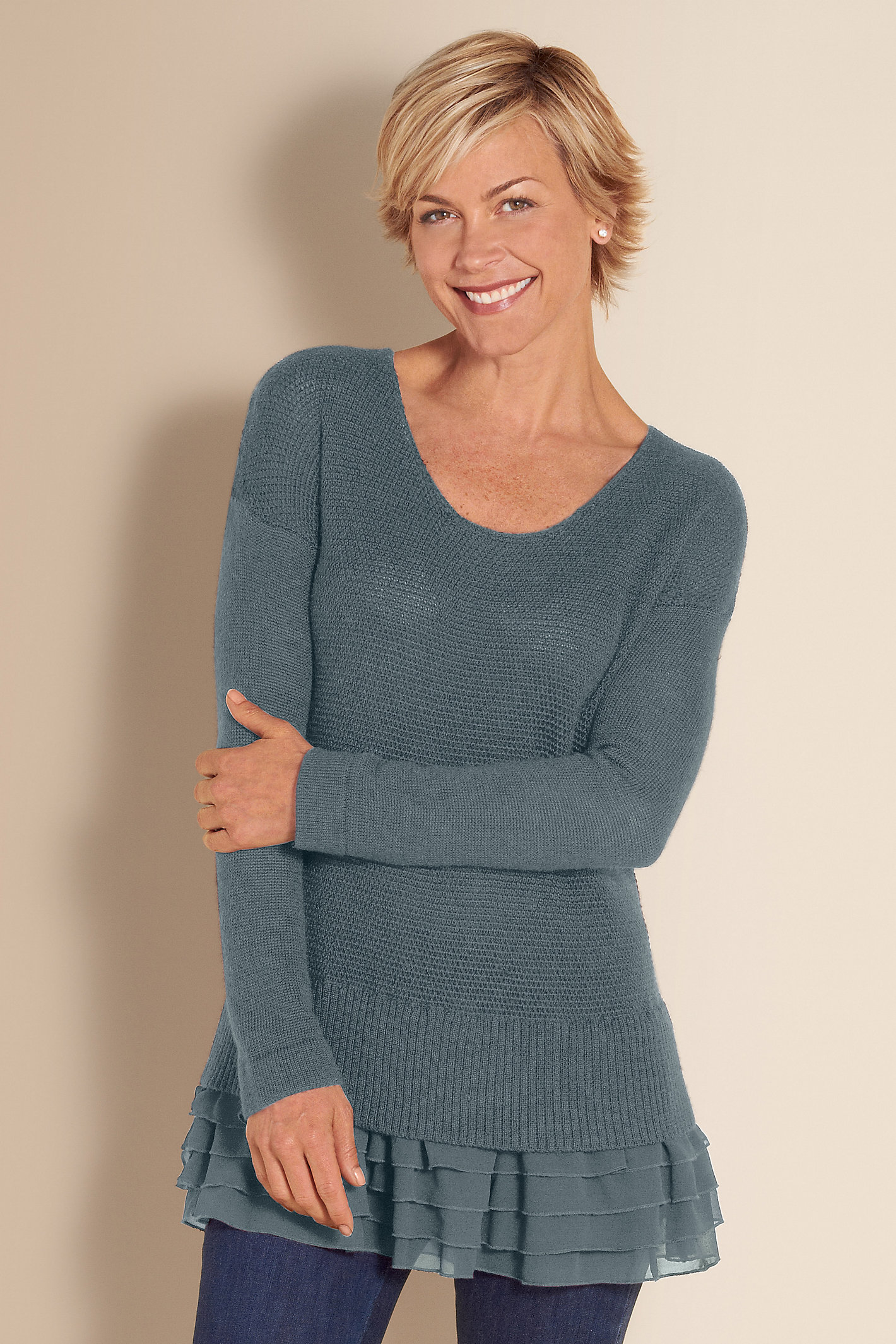 Provence Pullover