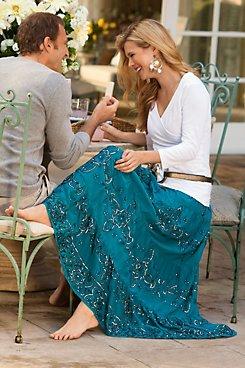 Regale Skirt