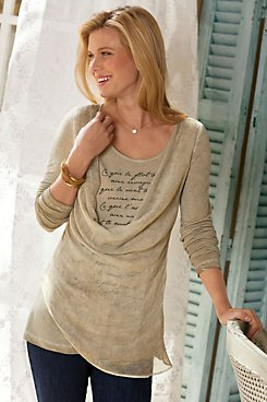 Love Letter Top