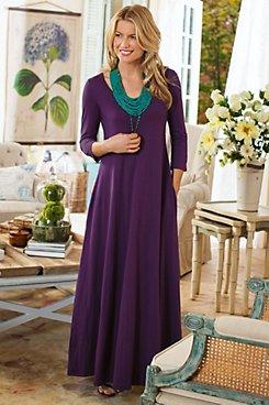Santiago 3/4 Sleeve Dress