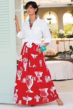 Etruscan Skirt