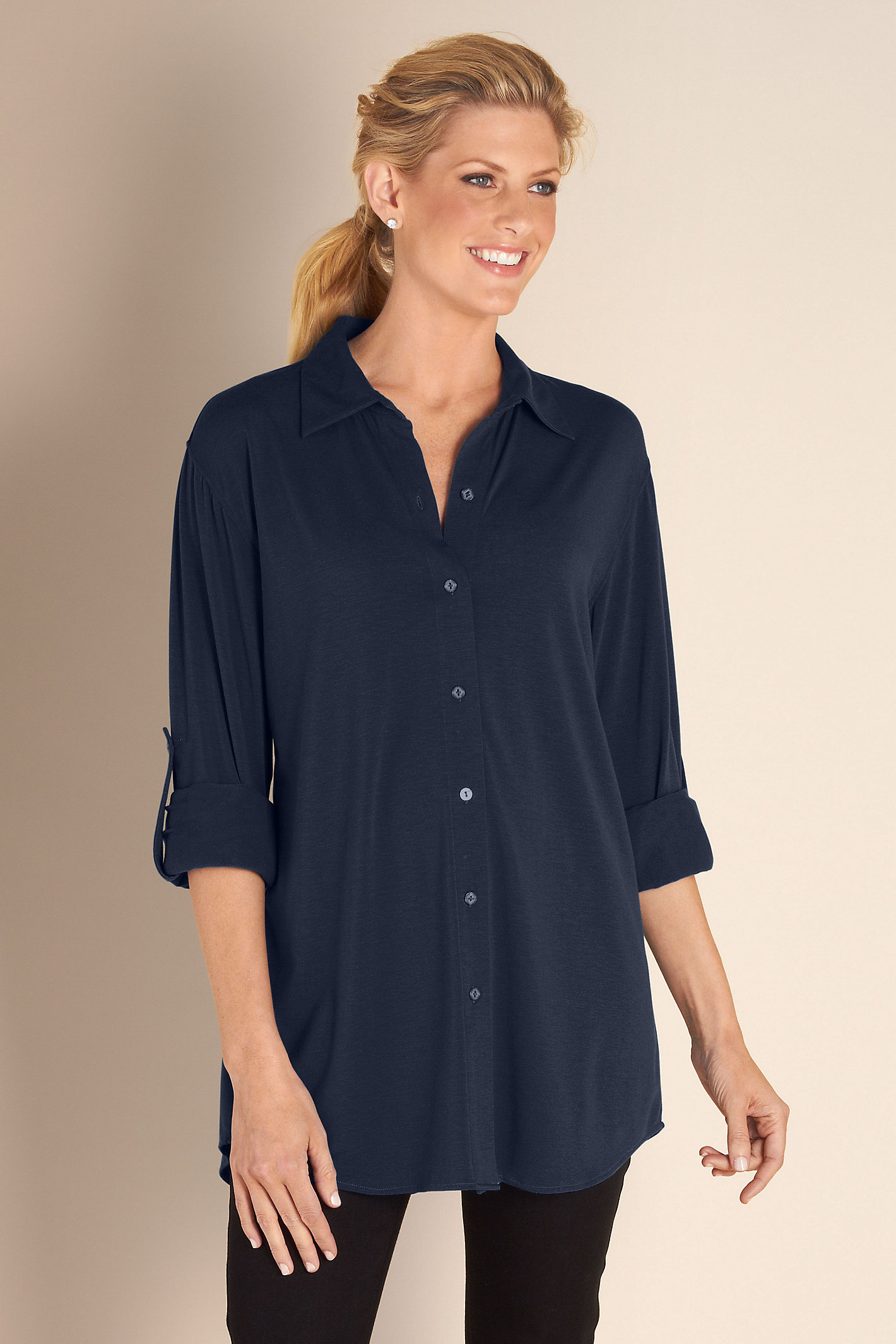 Women Soft Sunday Shirt