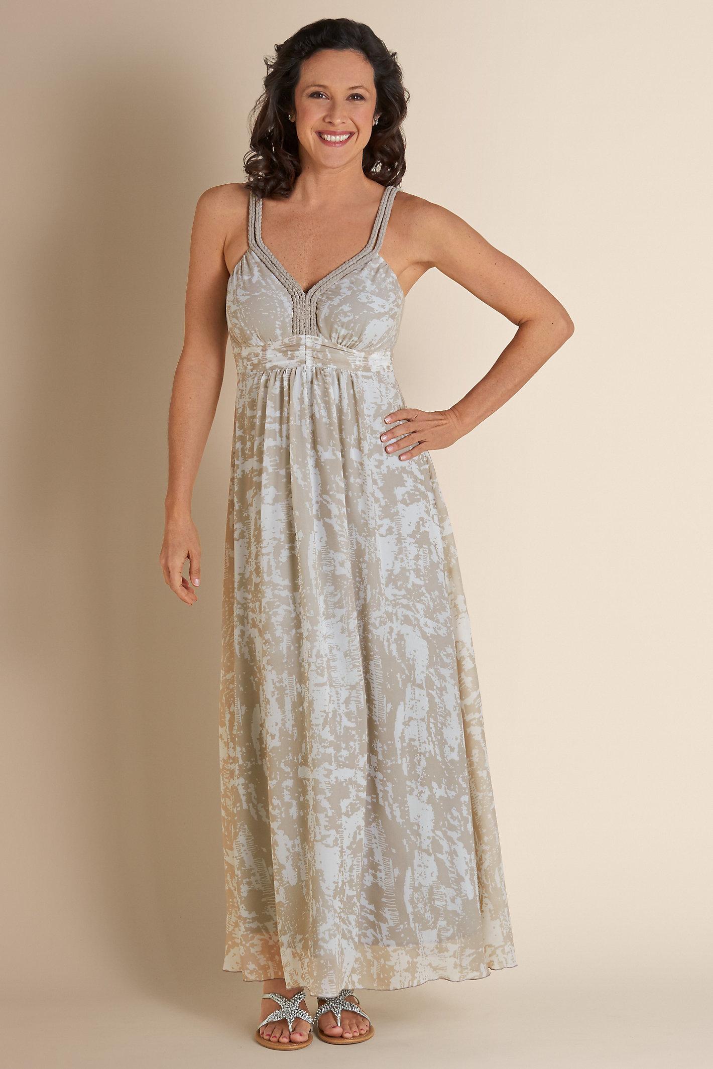 Petite Summer Breeze Dress