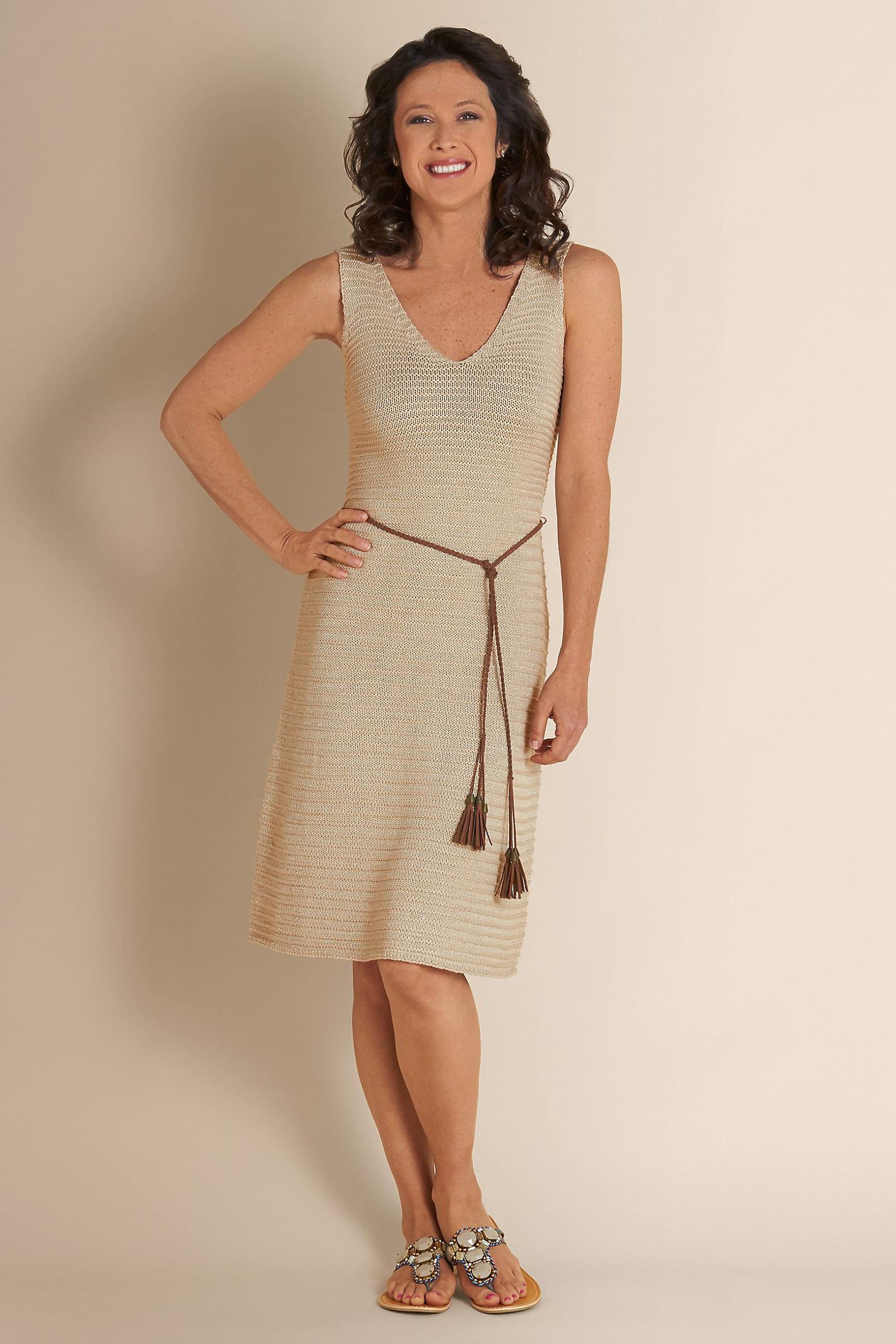 Tall Croshette Dress