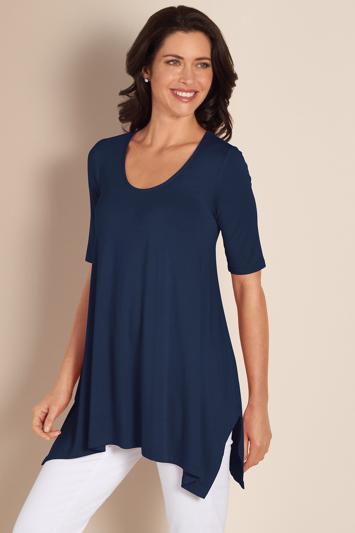 Tall Timely Top