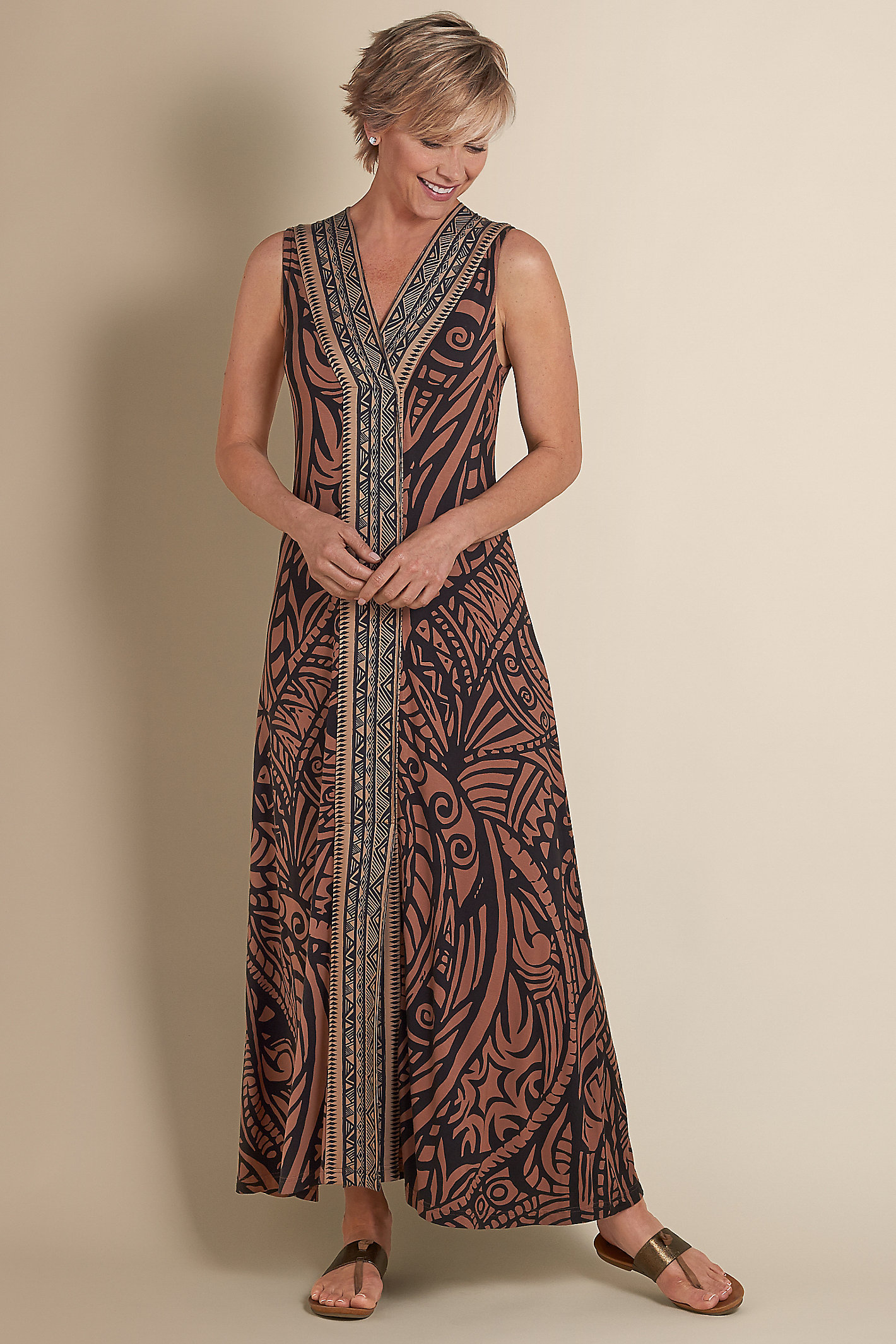 Women Serengeti Dress