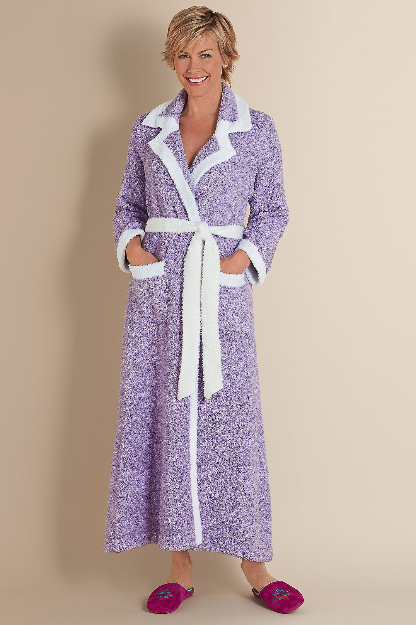 Tall Cuddly Robe
