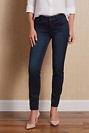 Not Your Daughter's Jeans Natural Denim Alina Leggings - BLUE DENIM