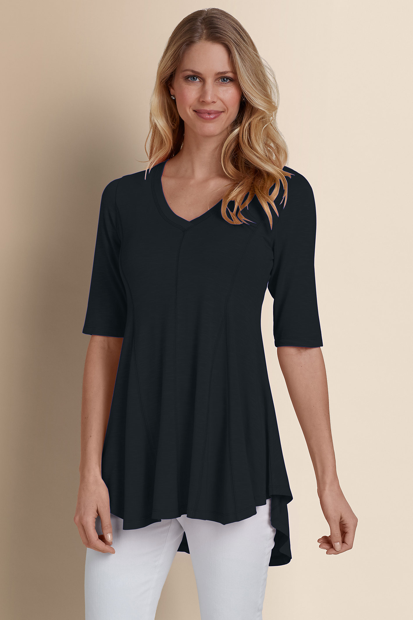 Women The Perfect A Line Top
