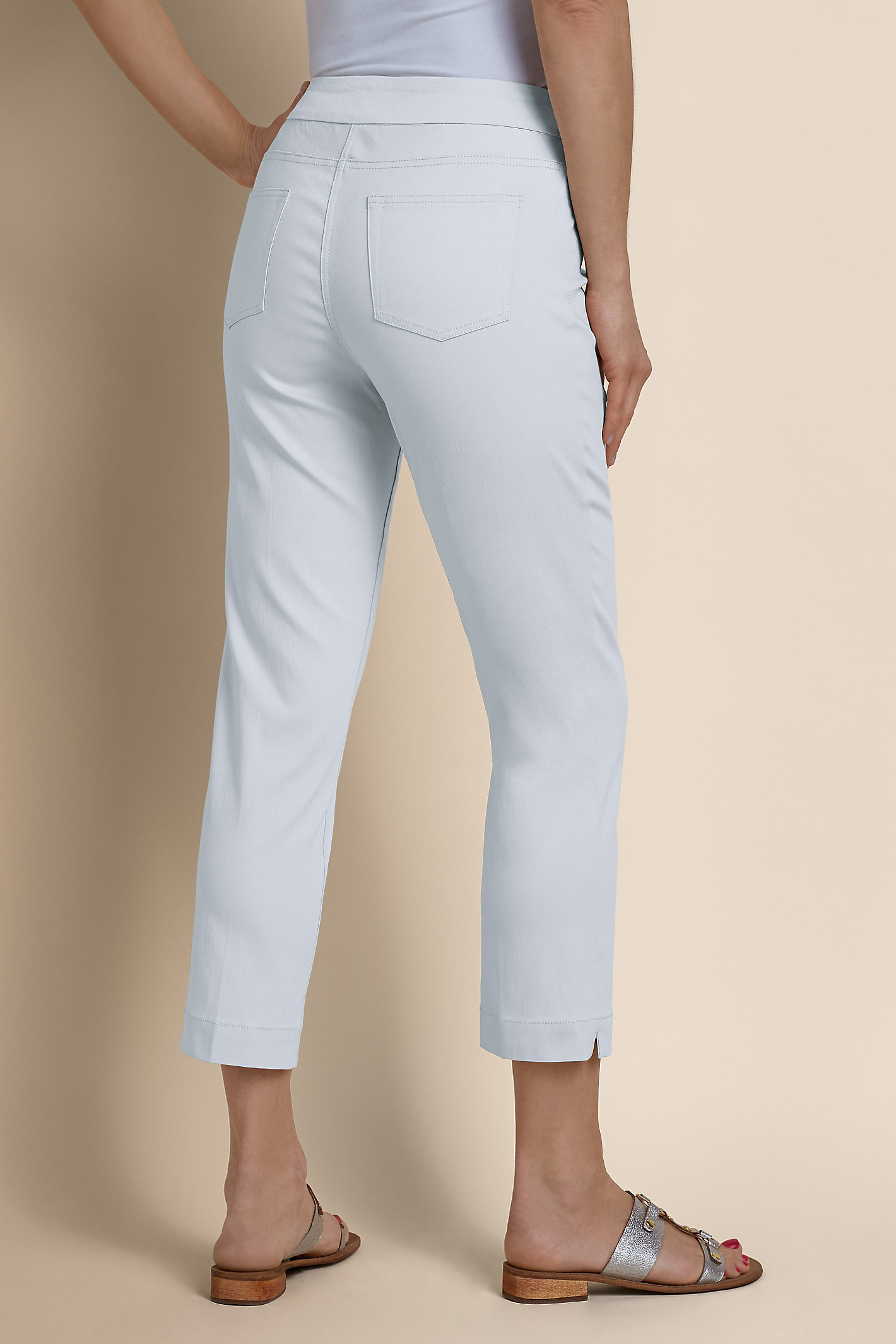 Women Super Stretch Capri