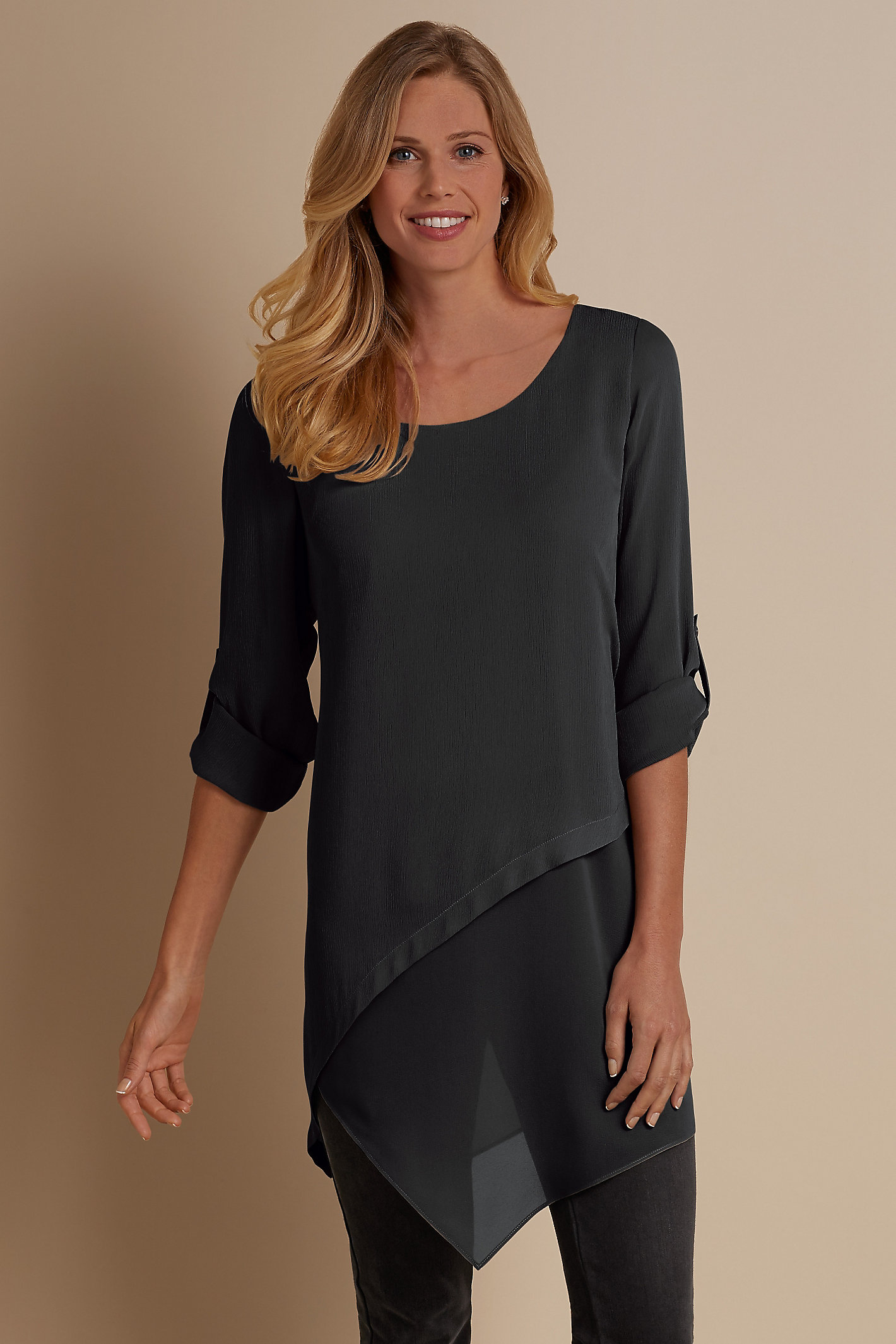 WOMEN MAYFAIR TUNIC