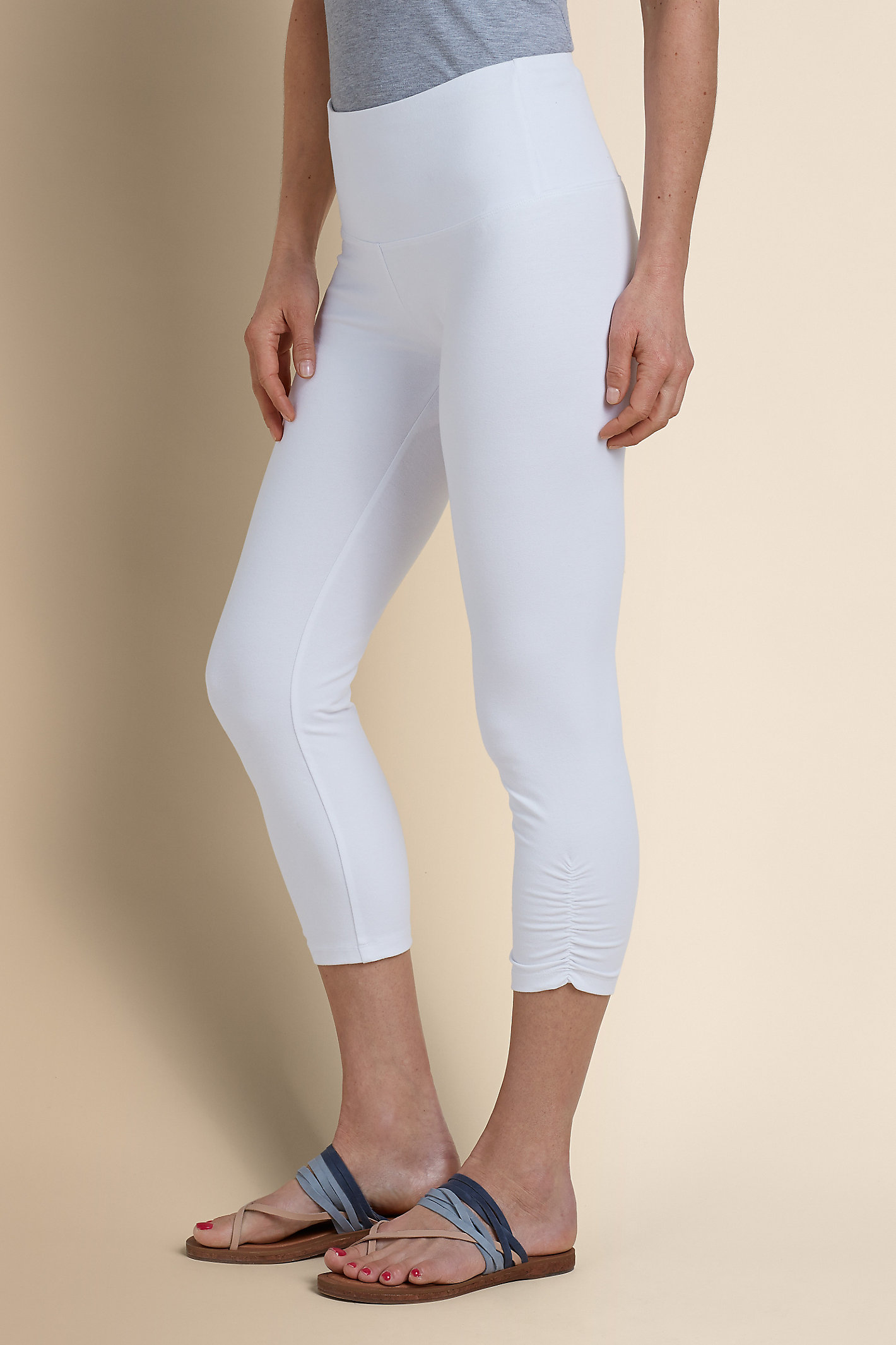 Women Slimsations Crop Pants