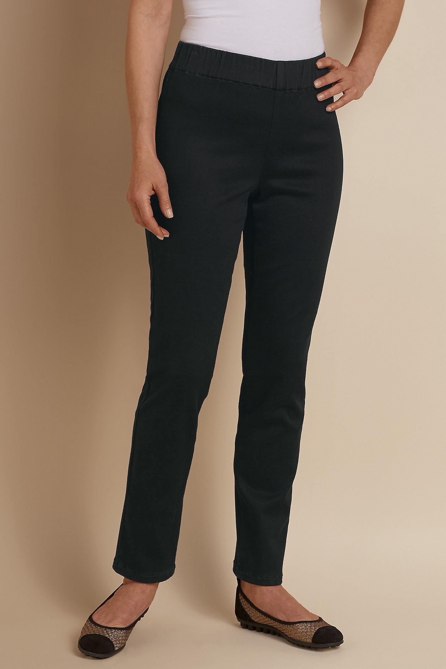Tall The Amazing Black Pants