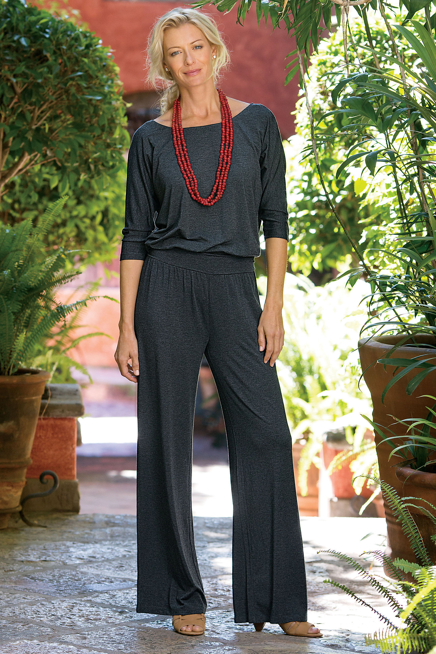 TALL TOUJOURS JUMPSUIT