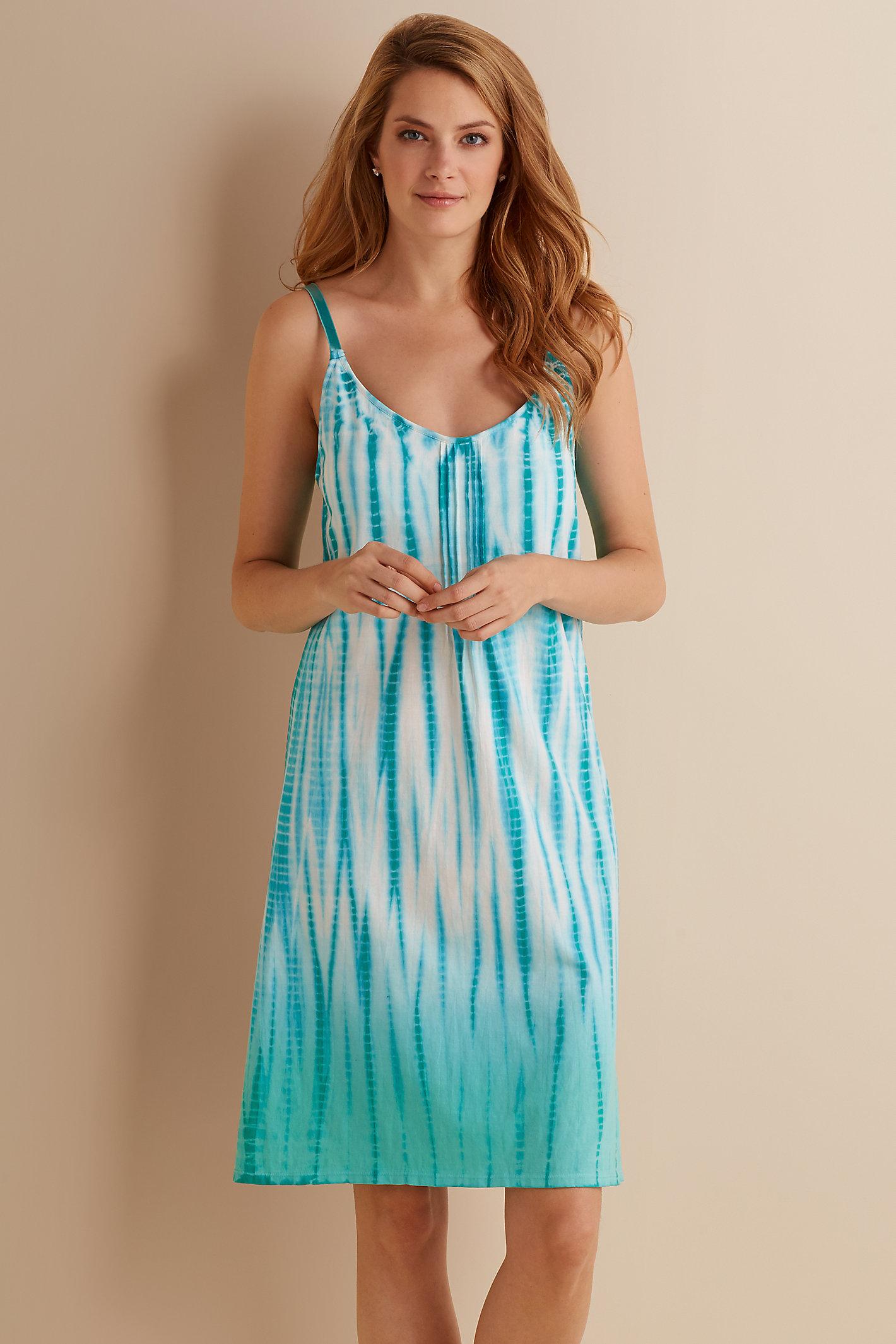 Petite Sunrise Gown