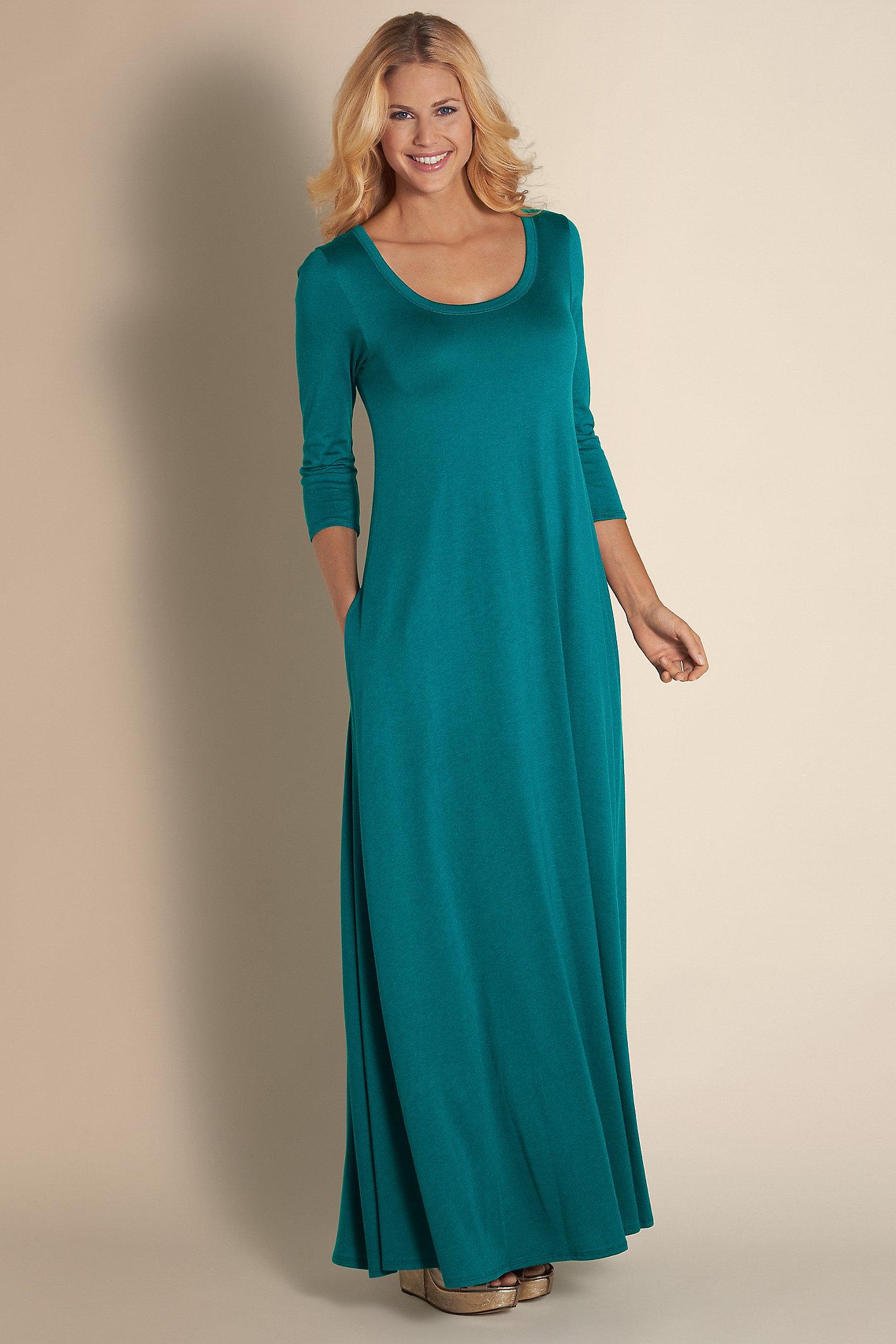 Tll Santiago 3/4 Sleeve Dress