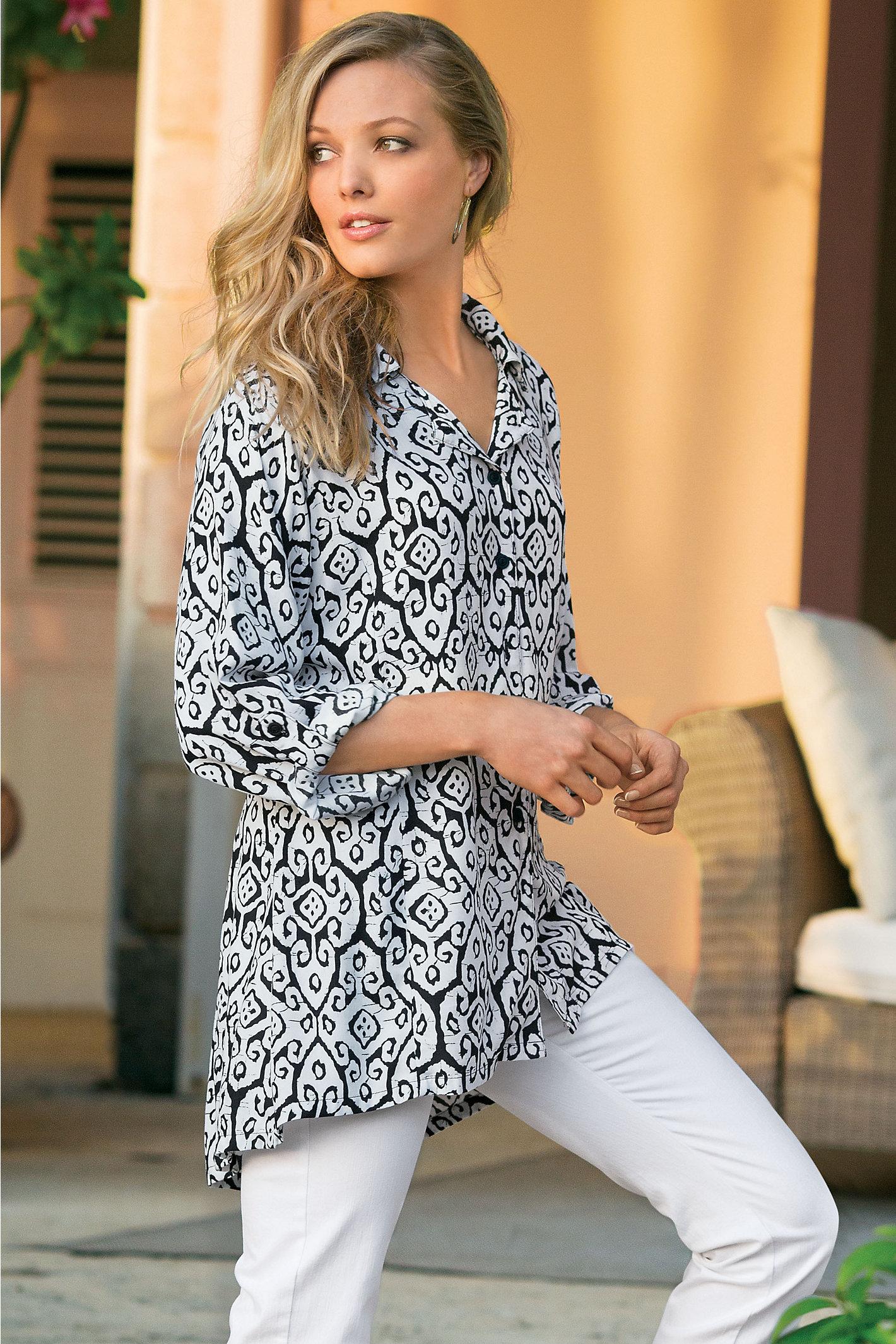 Women Salina Shirt