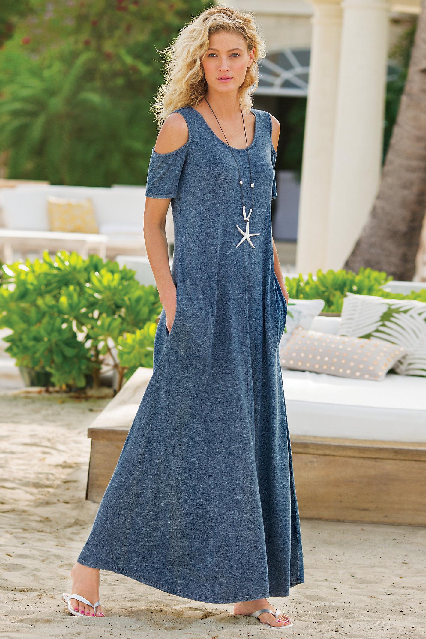 Electra Maxi-dress