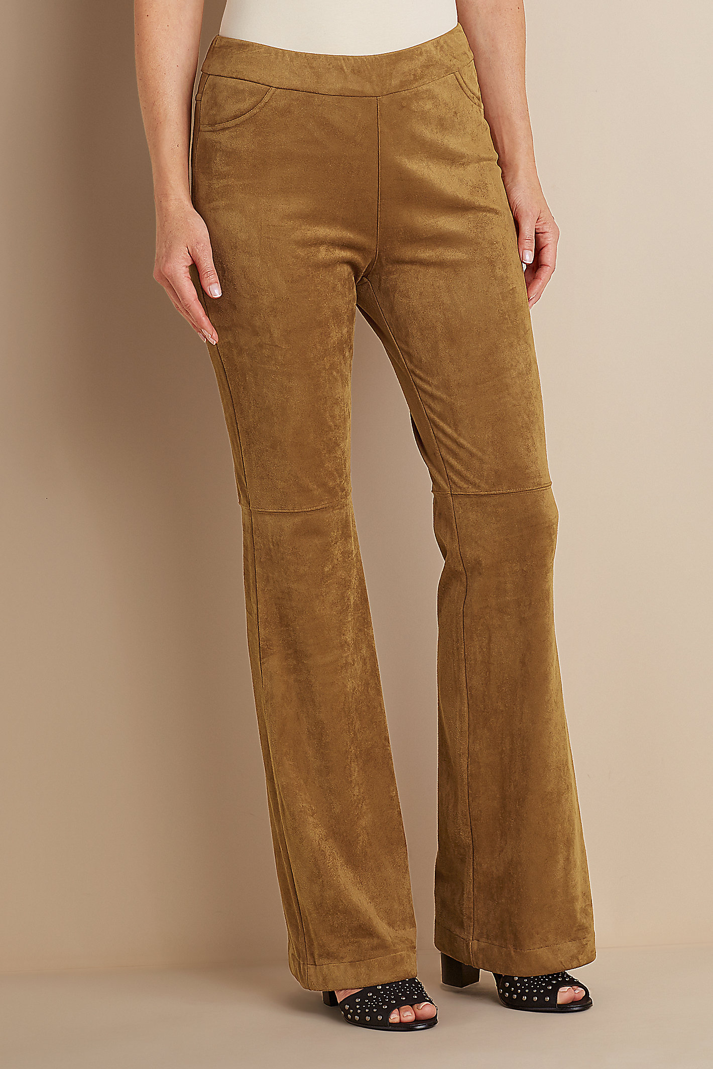 TALL ULTRA SOFT BOOTCUT PANTS