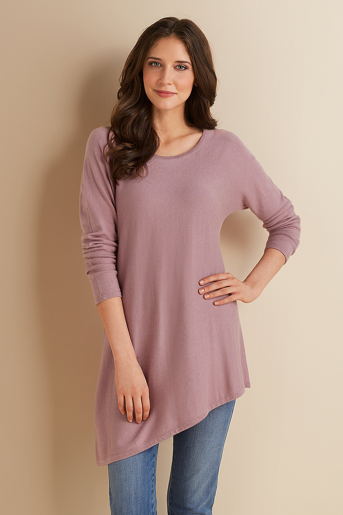 WOMEN ANGLES SWEATER