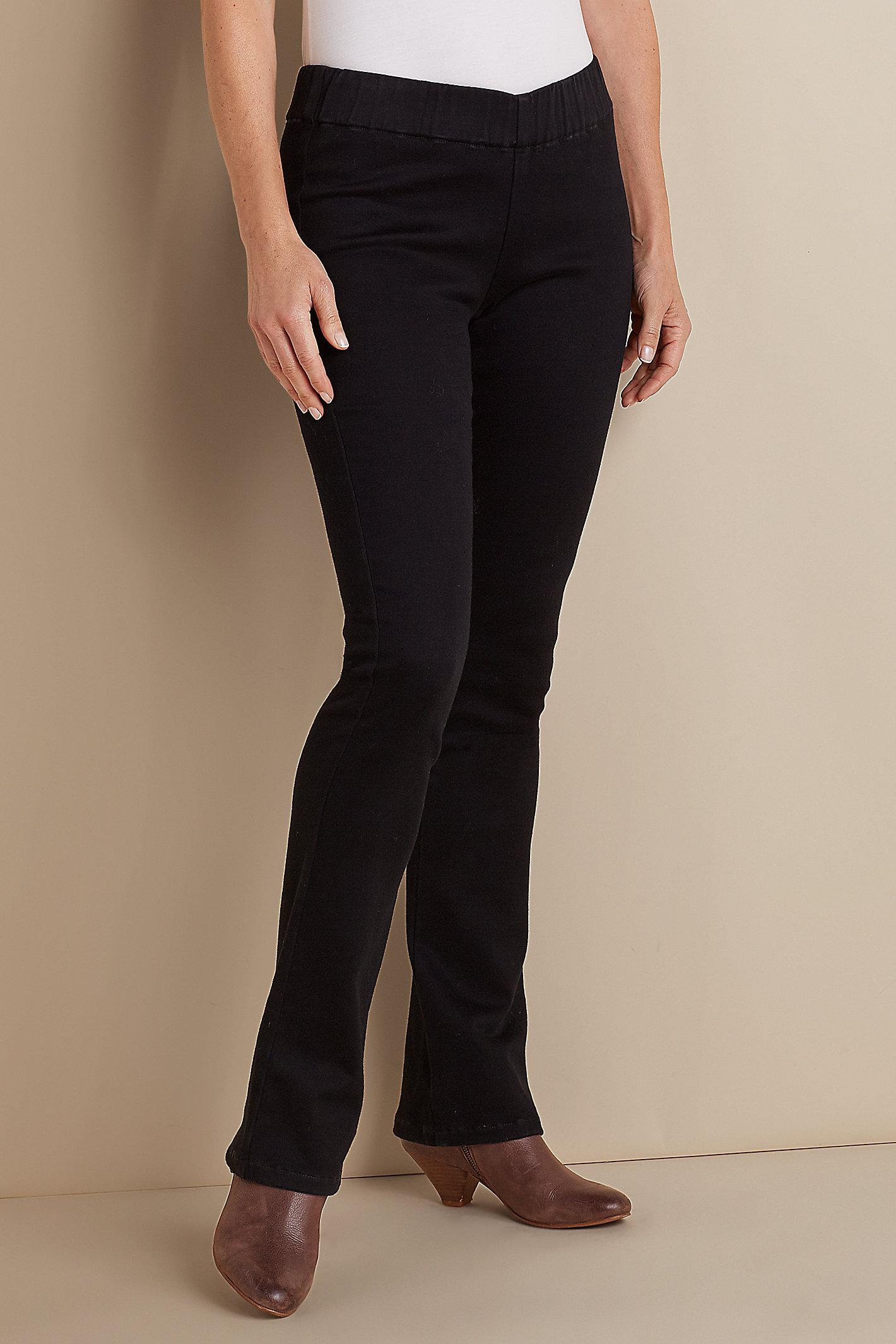 AMAZING STRAIGHT LEG PANTS