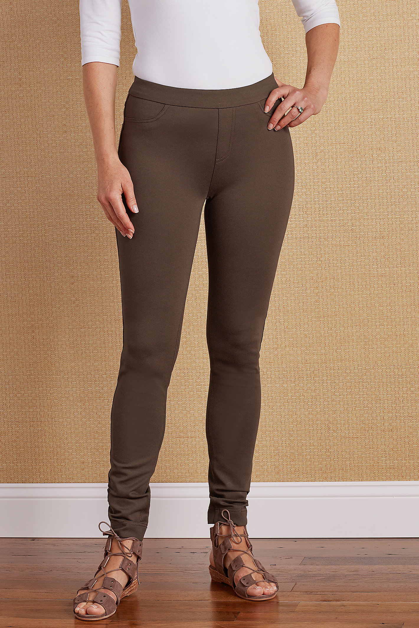WOMEN SLIMSATIONS PNT LEGGING
