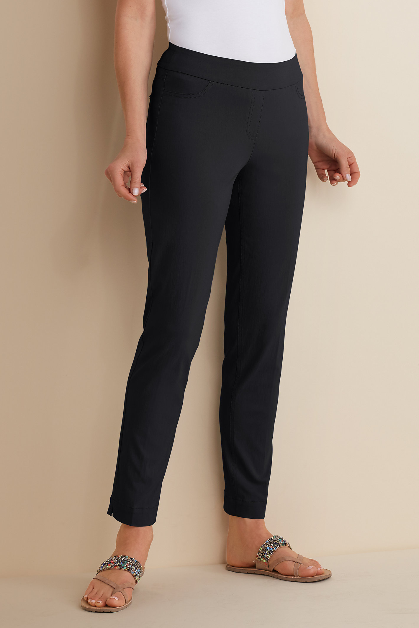 WM SUPER STRETCH ANKLE PANTS