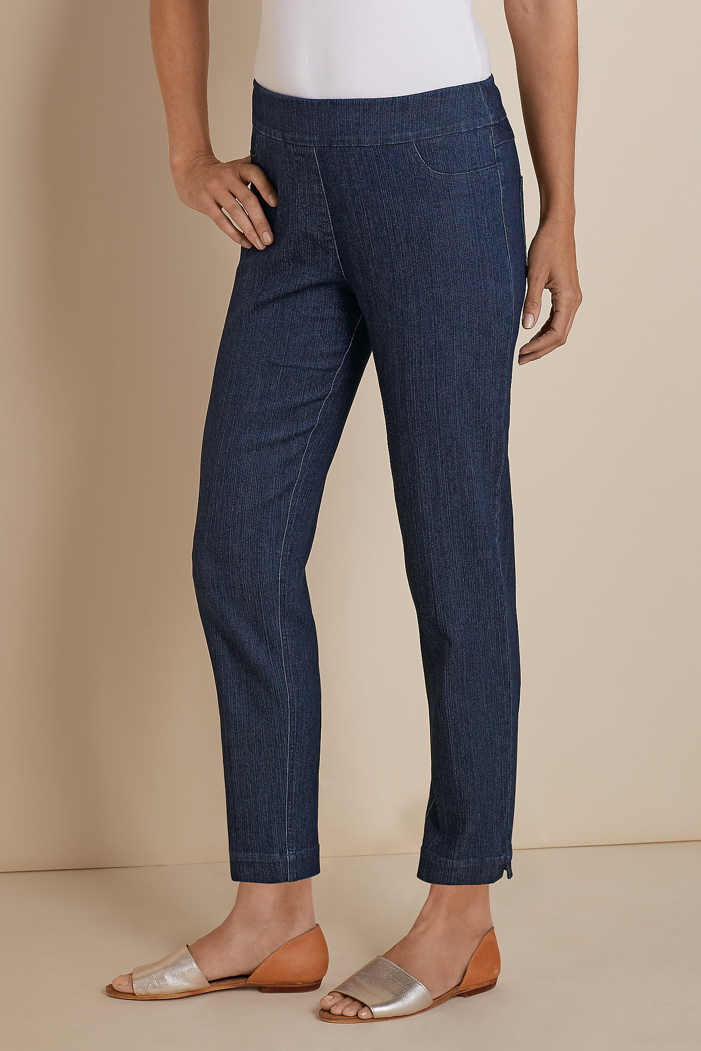 TL SUPER STRETCH ANKLE PANTS