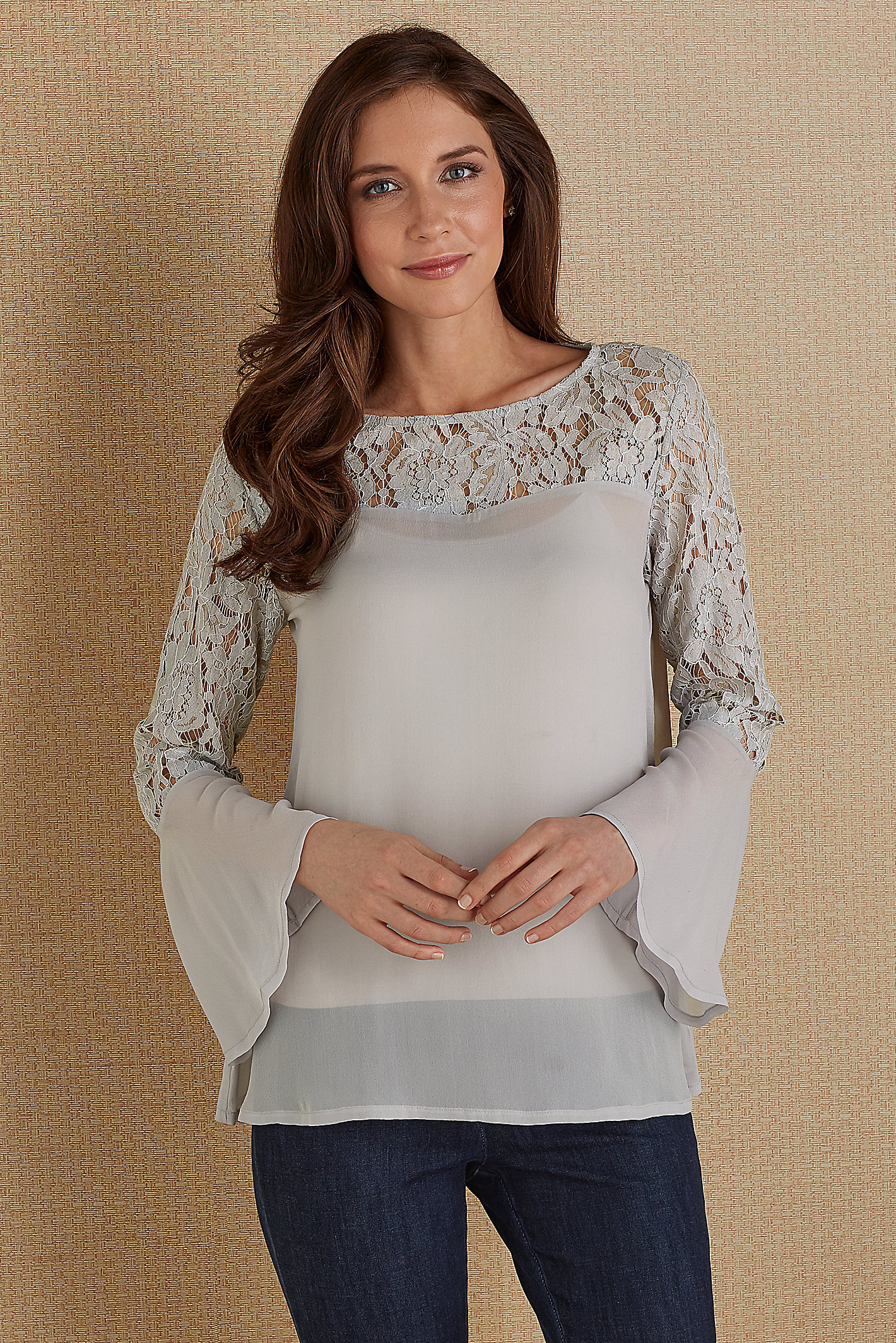 LOLA LACE TOP