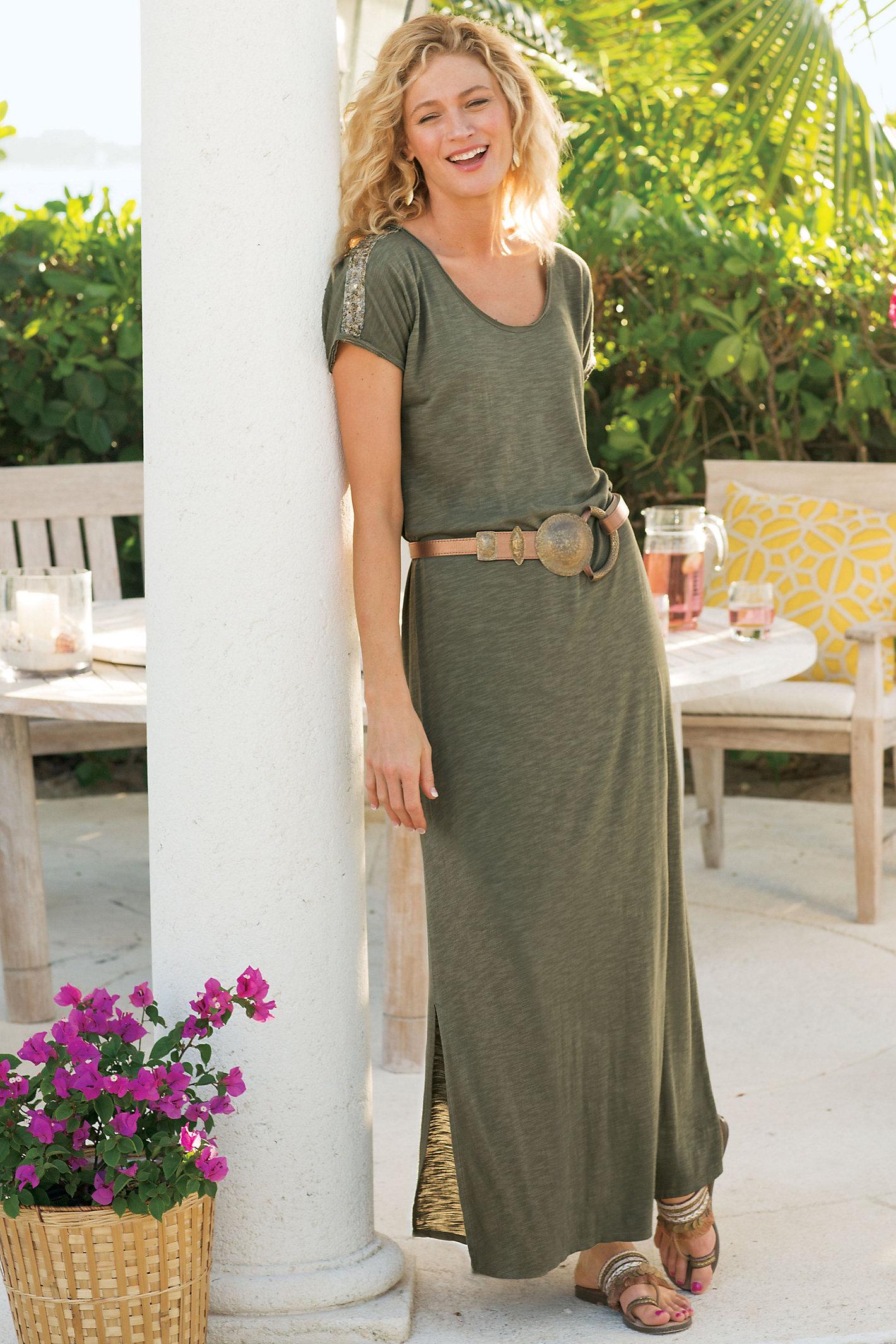 Women Aglow Dress
