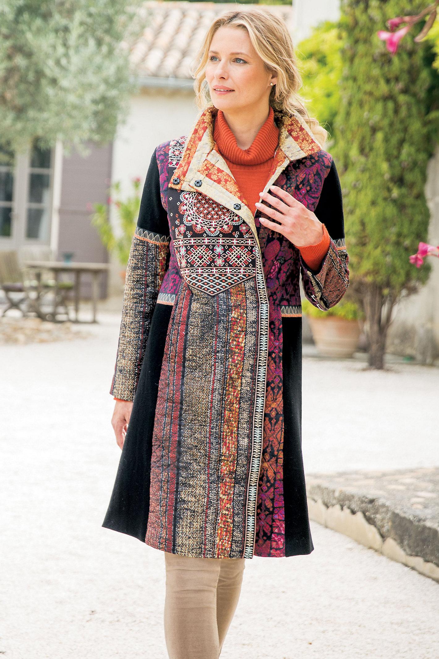 Hestia Coat