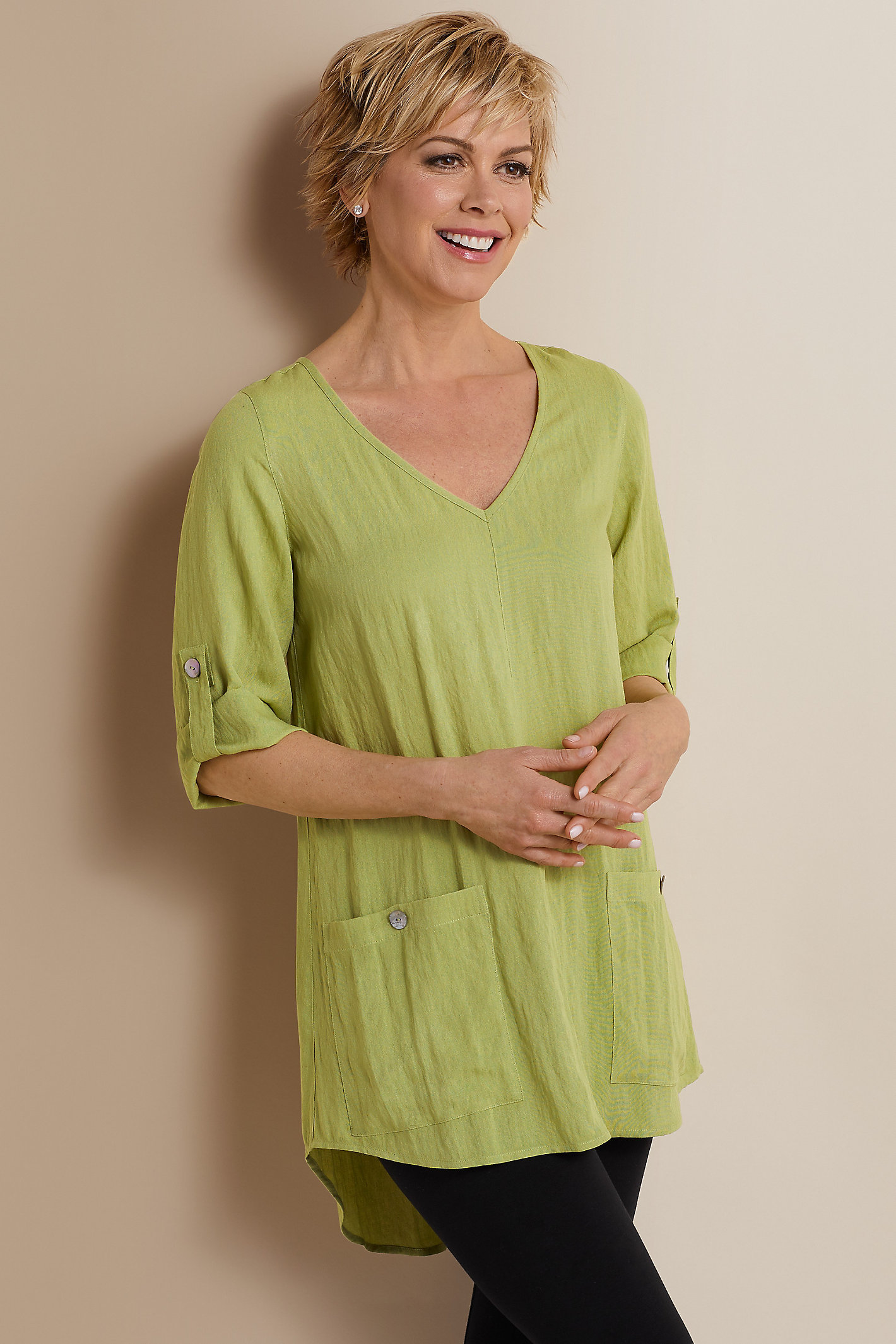 Sojourn Tunic