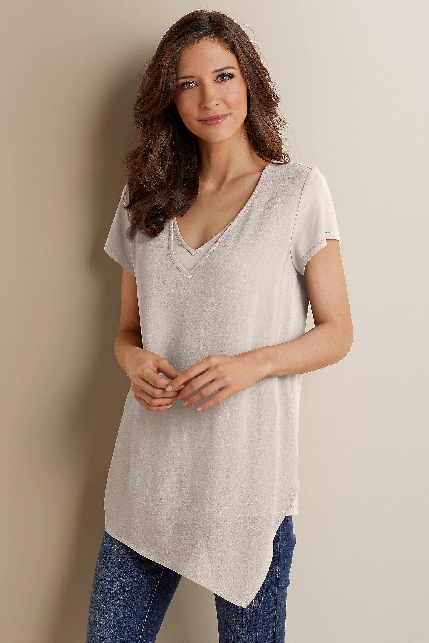 Mindy Double Layer Top