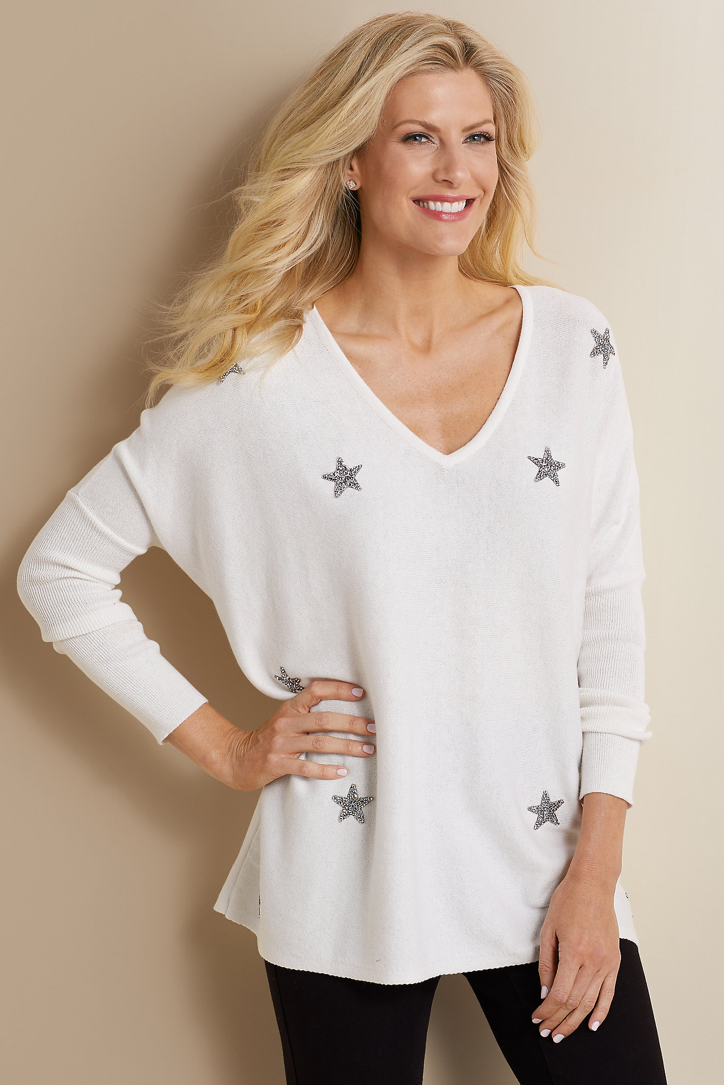 Starry Dreams Sweater