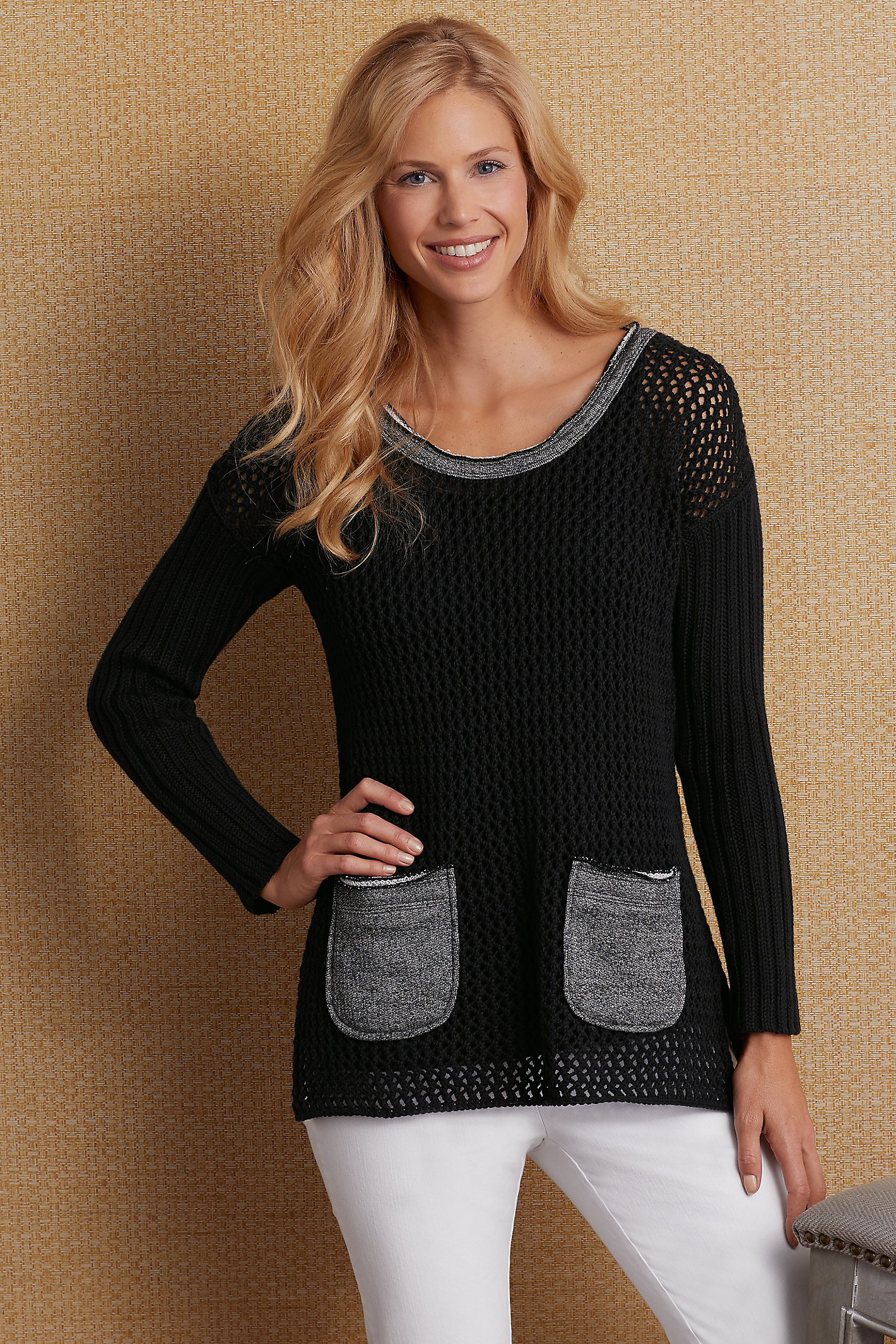 Boulevard Pullover