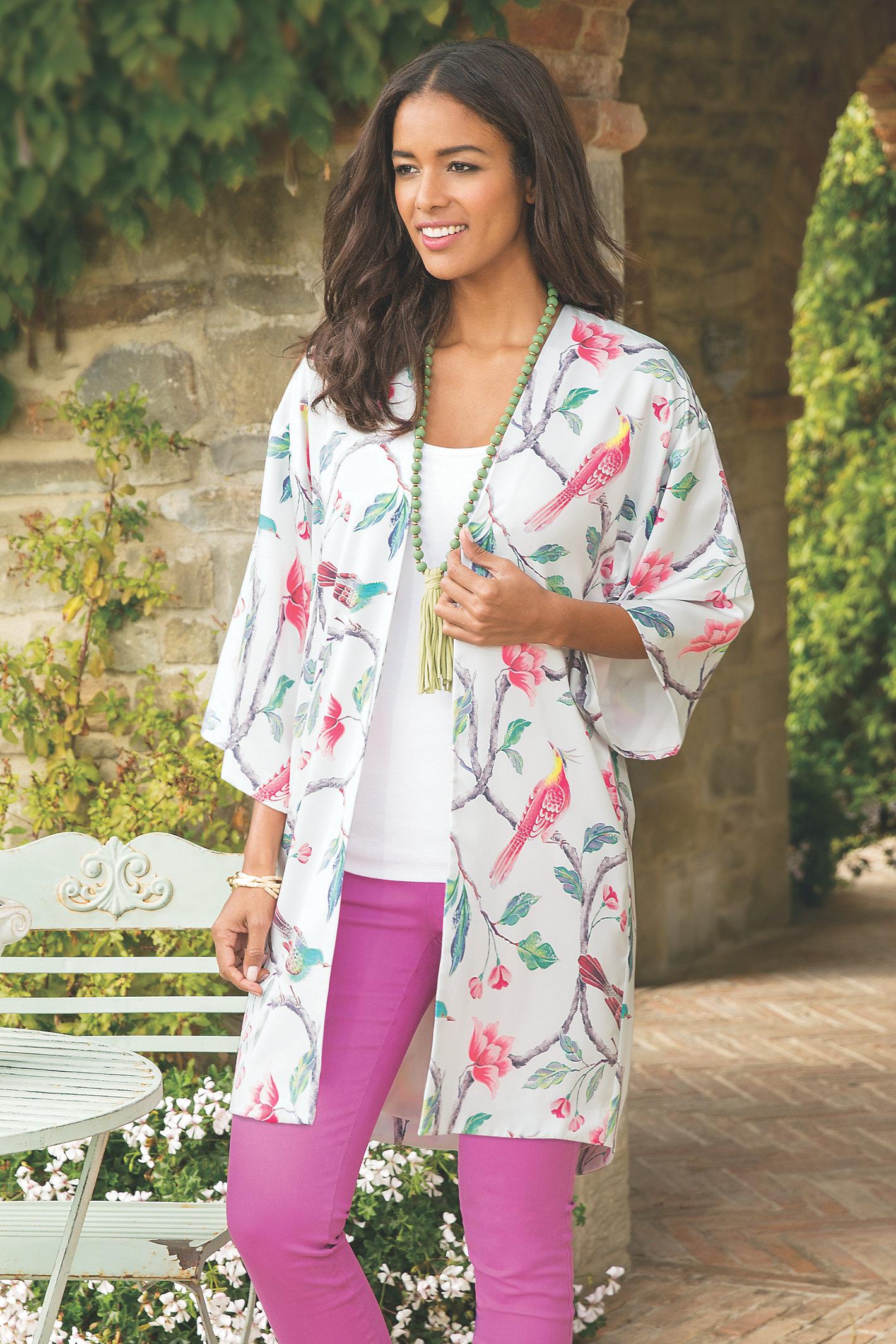 Starling Kimono