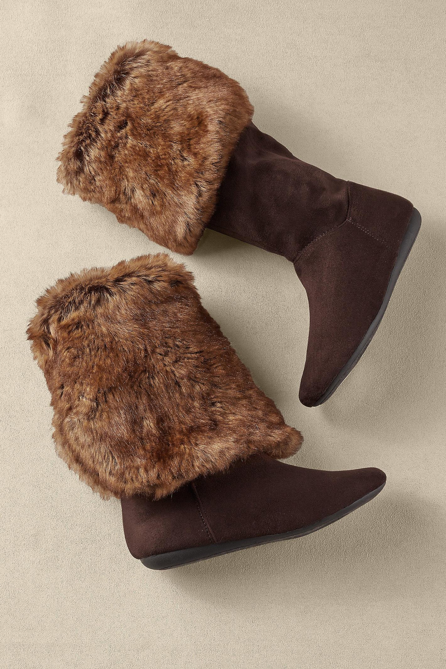 Sherpa Convertible Boot