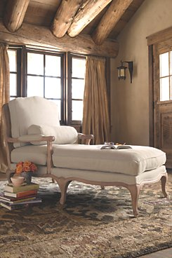 Provencal Lounging Chair
