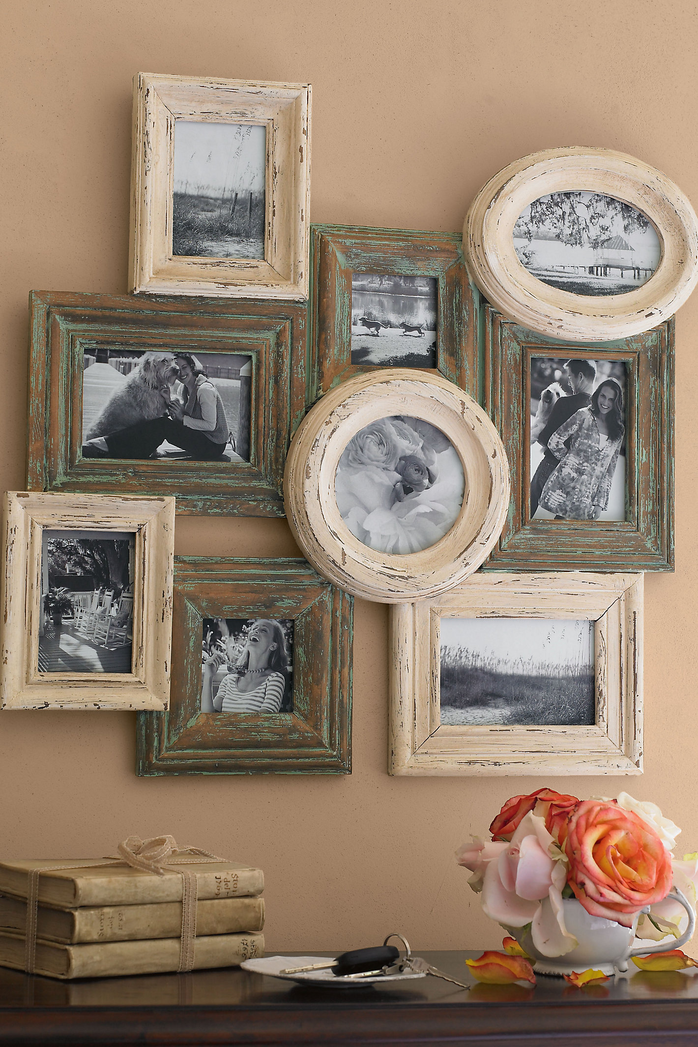 Chateau Collage Frame