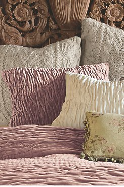 Genoa Velvet Bedding Collection