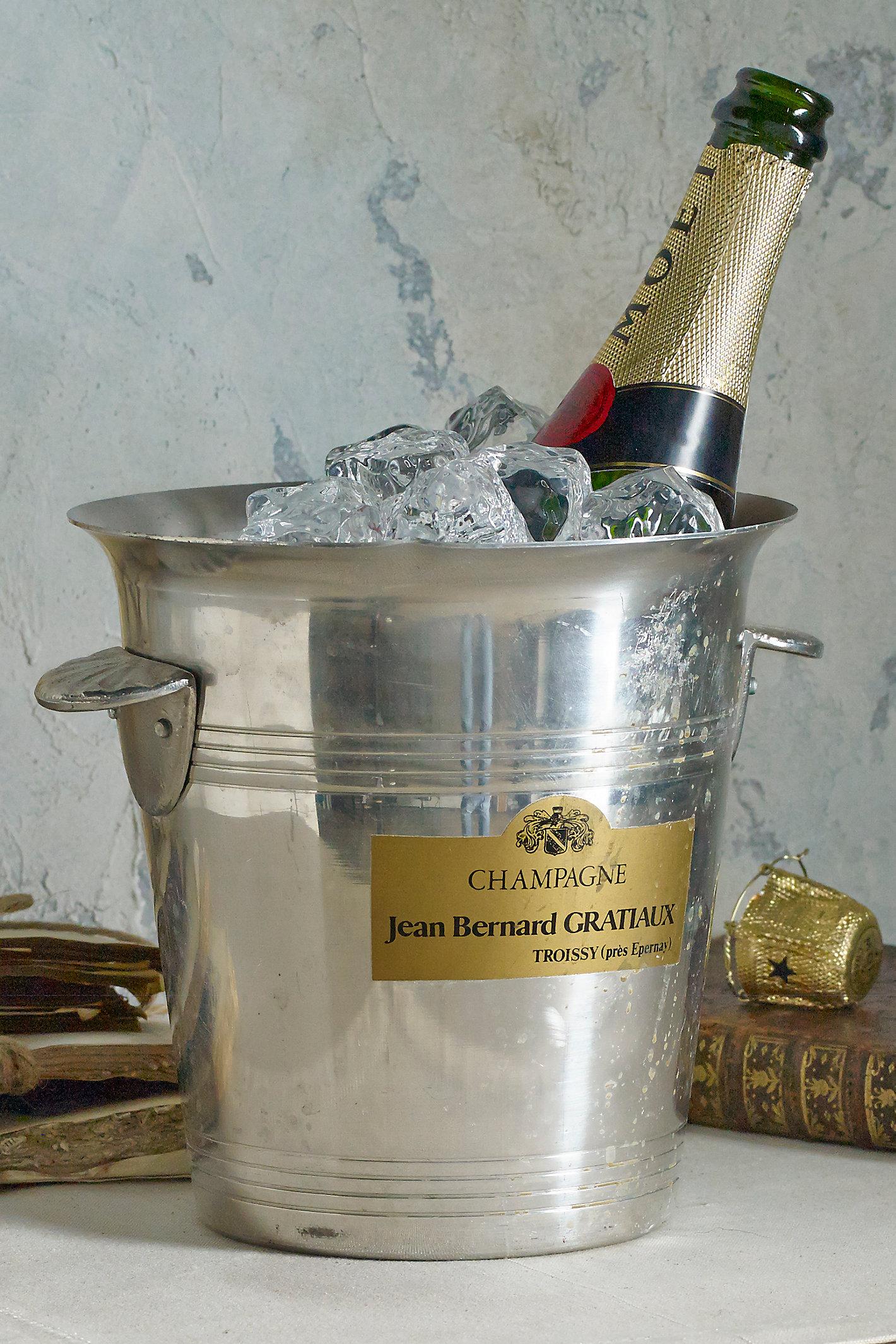 Buckets Du Champagne