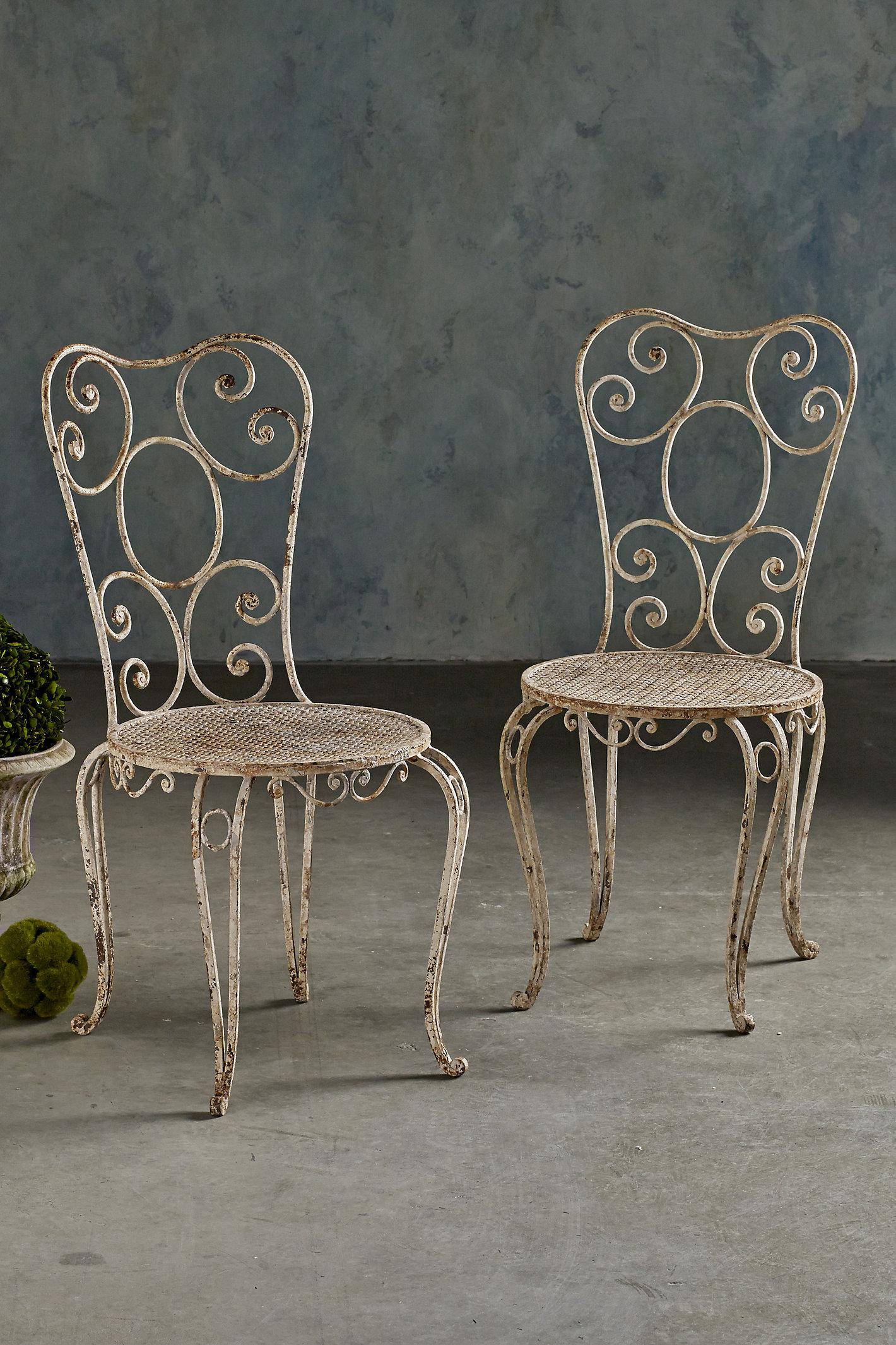 Parisian Nouveau Chair