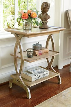 Marcel Tiered Table