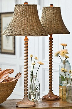 Indies Buffet Lamp