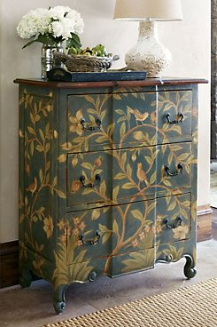 Francois Three-Drawer Chest