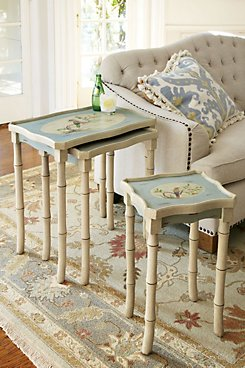 Audubon Nesting Tables
