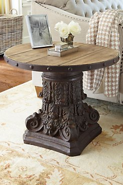 Laurentine Side Table