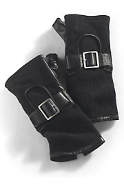 Divine Driving Gloves - BLACK